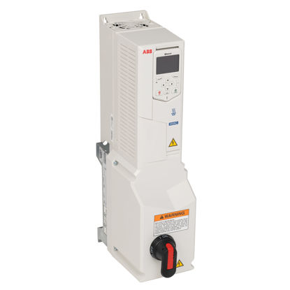 Picture of ACH580 PCR Series (VFD with Circuit Breaker): 5 HP, 460/3 V, NEMA 1