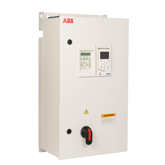 Picture of ACH580 BCR Series (VFD with Circuit Breaker, Bypass, Service Switch): 75 HP, 460/3 V, NEMA 1