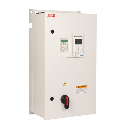Picture of ACH580 BCR Series (VFD with Circuit Breaker, Bypass, Service Switch): 125 HP, 460/3 V, NEMA 1