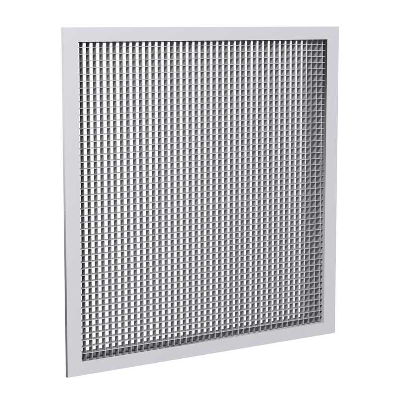 Egg Crate Return or Exhaust Air Grille (Model 80)