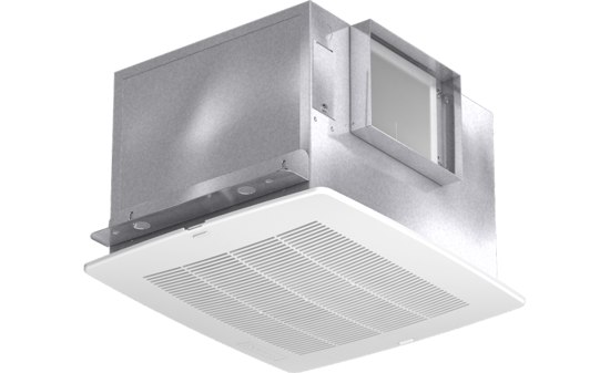 Picture of Bathroom Exhaust Fan, Model SP-A190, 115V, 1Ph, 156-229 CFM
