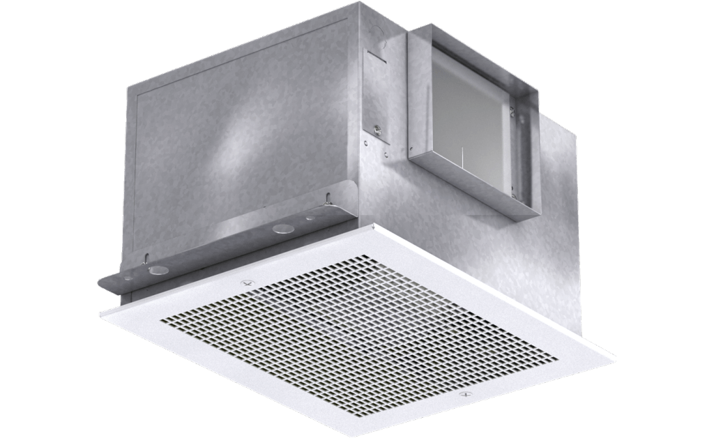 Picture of Ceiling Exhaust Fan, Model SP-A410, 115V, 1Ph, 351-443 CFM