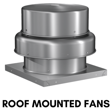 Picture for category Roof Mounted Fans