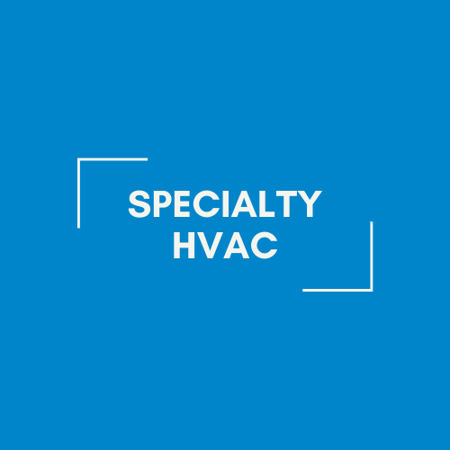 Picture for category Specialty HVAC