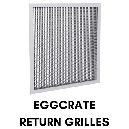 Picture for category Eggcrate Return Grilles