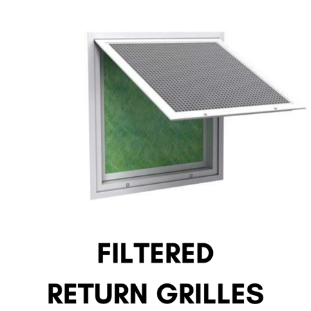 Picture for category Filtered Return Grilles