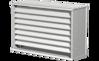 Picture of Extruded Aluminum Brick Vent, 12 In X 8 In