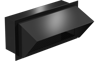 Picture of Rectangular Connection Hooded Wall Cap (Model WC-18x8)