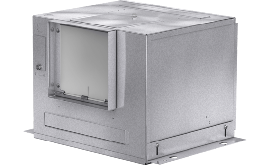 Picture of Inline Cabinet Fan, Model CSP-A190, 115V, 1 Ph, 122-215 CFM