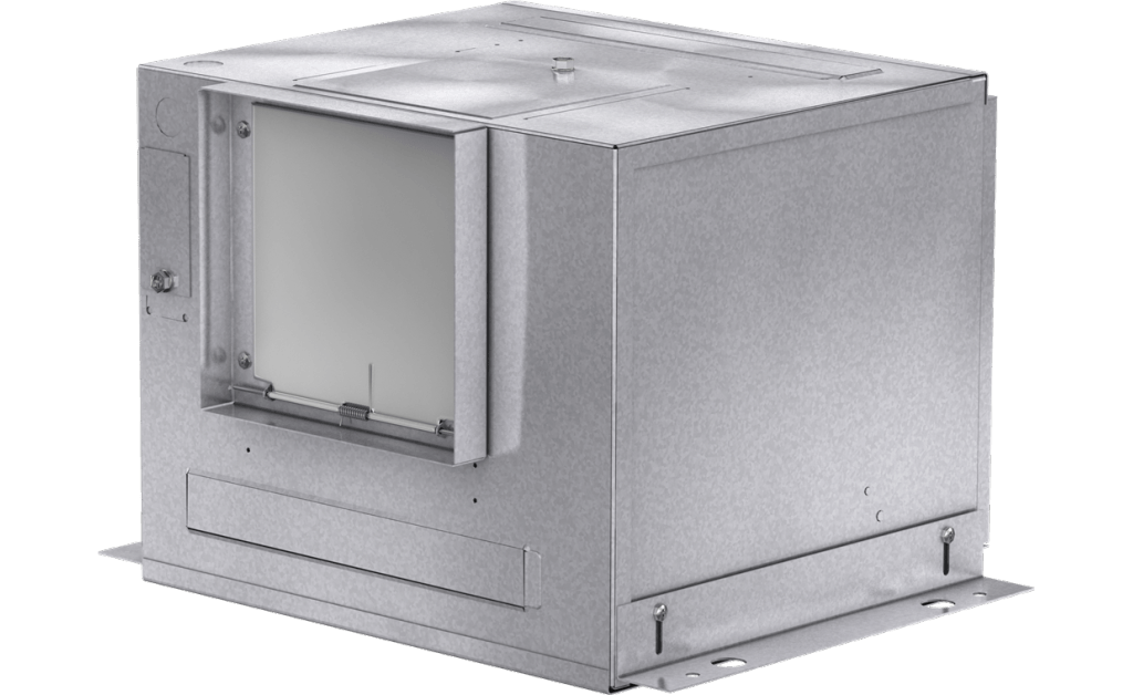 Picture of Inline Cabinet Fan, Model CSP-A710, 115V, 1 Ph, 334-737 CFM