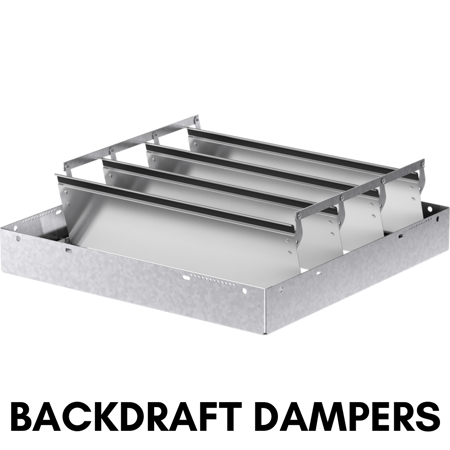 Picture for category Backdraft Dampers