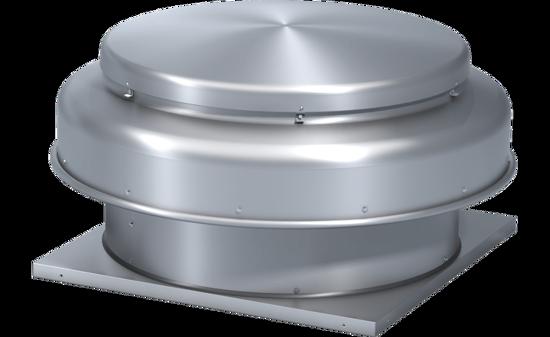 Picture of Spun Aluminum Gravity Ventilator, Size 10, Model GRS-10