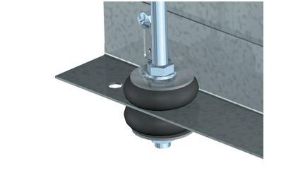 Picture of Vibration Isolation Kit, Hanging, For Models SP/CSP