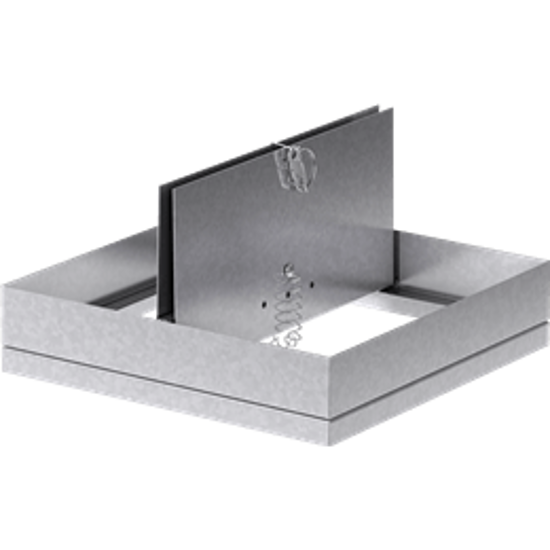 Picture of Rectangular Ceiling Radiation Damper, 22 In x 10 In