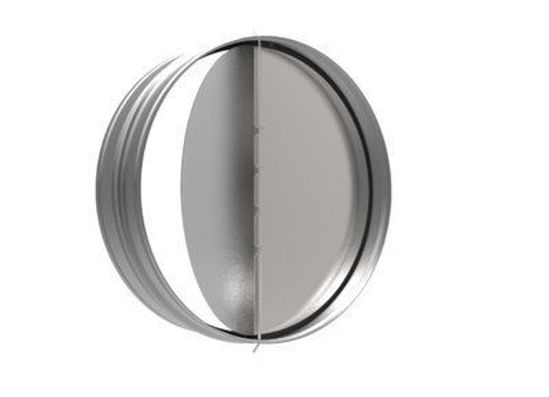 Picture of Round Backdraft Damper, 4 In. Diameter