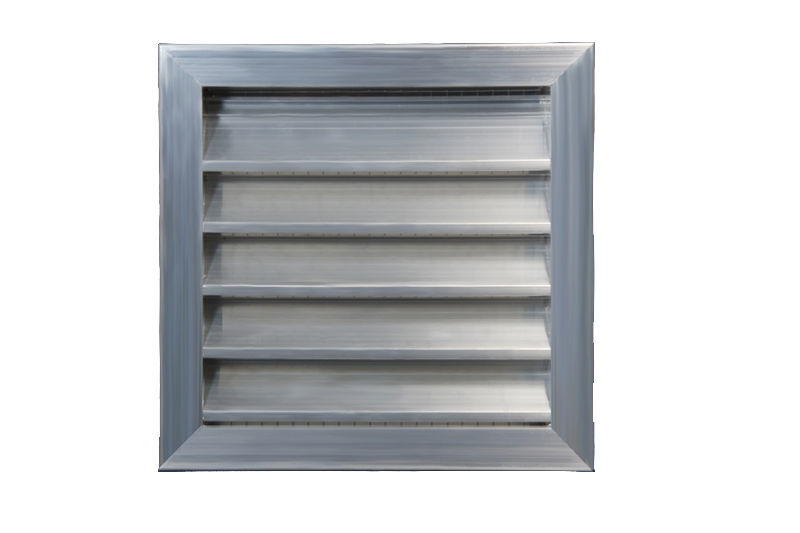 Picture of 2 Inch Storm Proof Louver with Flange Frame